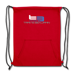 Sweatshirt Cinch Bag by Travis Benjamin