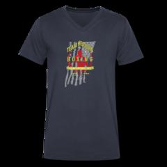 Men's V-Neck T-Shirt by Jamel Herring
