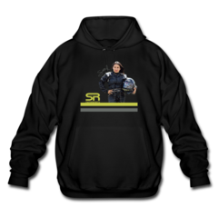 Men's Big & Tall Hoodie by Samira Rached
