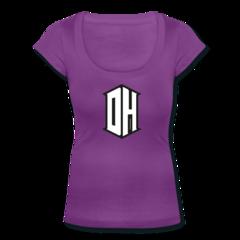 Women's Scoop Neck T-Shirt by DeAndre Hopkins
