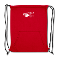 Sweatshirt Cinch Bag by Diandra Asbaty