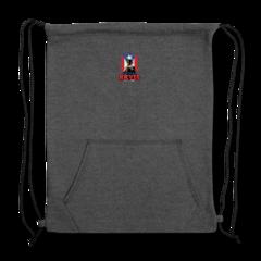 Sweatshirt Cinch Bag by Antonio Nieves