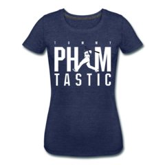 Women's Tri-Blend Performance T-Shirt by Tommy Pham
