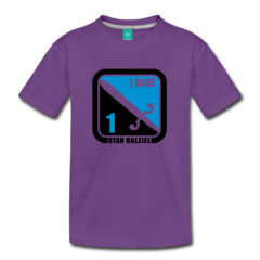 Toddler Premium T-Shirt by Ryan Dalziel