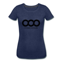 Women's Tri-Blend Performance T-Shirt by Will Gholston