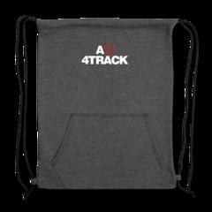 Sweatshirt Cinch Bag by Alexis Love