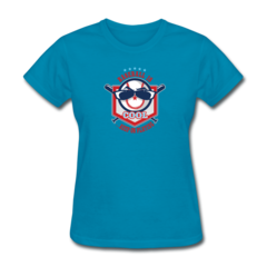 Women's T-Shirt by Keep On Playing
