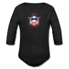 Long Sleeve Baby Boys' Bodysuit by Keep On Playing