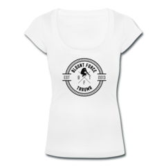 Women's Scoop Neck T-Shirt by LeGarrette Blount