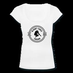 Women's Scoop Neck T-Shirt by LeGarrette Blount