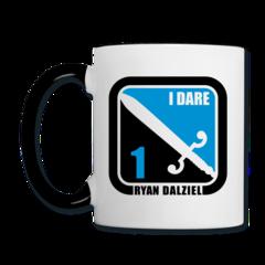 Contrast Coffee Mug by Ryan Dalziel