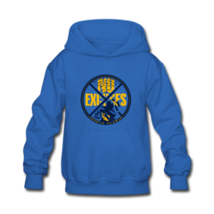 Little Boys' Hoodie by Derrick Coleman