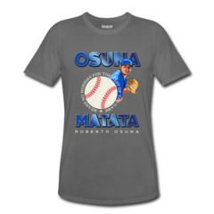 Men's Performance T-Shirt by Roberto Osuna