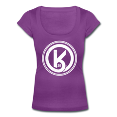 Women's Scoop Neck T-Shirt by Kyle Okposo