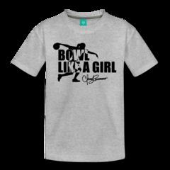 Little Boys' Premium T-Shirt by Clara Guerrero