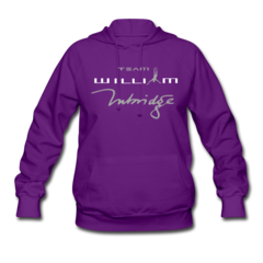 Women's Hoodie by William Trubridge