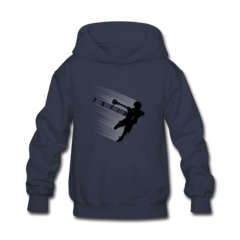 Little Boys' Hoodie by Rob Pannell