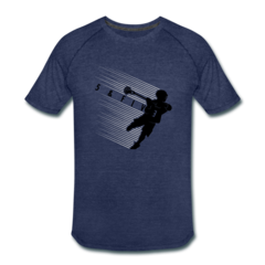 Men's Tri-Blend Performance T-Shirt by Rob Pannell
